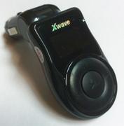 X Wave FM transmiter BT 63 BLACK