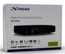 STRONG set top box SRT8205