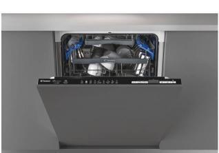Candy Ugradna mašina za sudove CDIMN 4D622PB/E