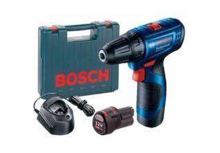 Bosch Akumulatorska bušilica-odvrtač GSR 120-Li 2 x 2 Ah