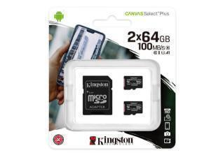 Kingston Memorijska kartica SDCS2 / 64 GB - 2P1A