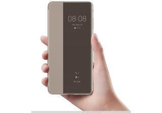 Huawei Zaštitna futrola za telefon P40 Pro Smart View - Braon