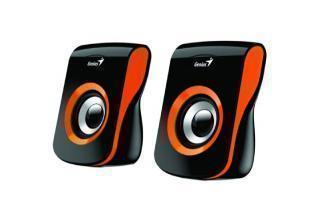 Genius Zvučnici SP-Q180O - Narandžasti