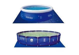 JiLong Prostirka za bazen 330 cm x 330 cm