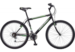 Salcano Bicikl Excell 26 - Crno-zeleni