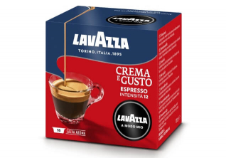 Lavazza Kapsule kafe Crema e Gusto Classico
