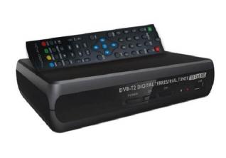 New Digital Digitalni risiver T2 265 HD