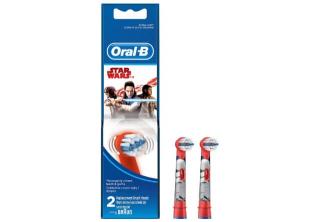 Oral-B Nastavci za dečiju električnu četkicu za zube Star Wars - 2 kom