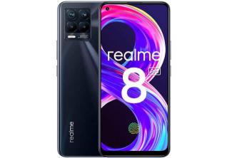 Realme 8 Pro 8 GB / 128 GB - Crni
