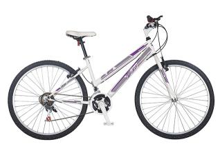 Tec Bicikl Eros - Belo-ljubičasti