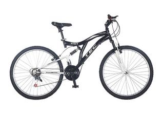 Tec Bicikl Master - Crno-beli