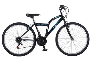 Tec Bicikl Strong - Crno-plavi