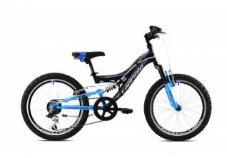 Capriolo Bicikl CTX 200 - Crno-plavi
