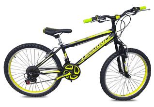 Legano Bicikl Terminator 26 - Crno-žuti