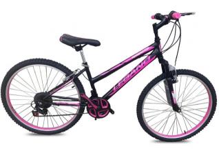 "Legano Bicikl Terminator 24"" - Crno-roze"