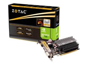 Zotac Grafička karta GeForce GT 730 4 GB Zone Edition ZT-71115-20L