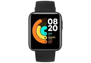 Xiaomi Smart sat Mi Watch Lite - Crni