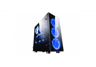 Altos Desktop računar Forestorm IV, R5/B450M-A/16 GB/480 GB SSD/GTX166