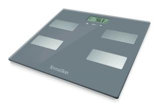 Terraillon Vaga za merenje telesne težine Scan Chestnut