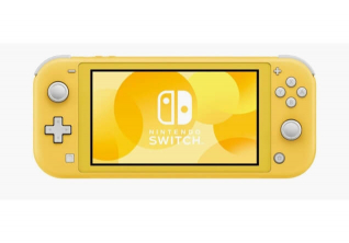Nintendo Konzola Switch Lite - Žuta