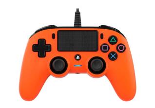 Nacon Kontroler PS4 - Narandžasti