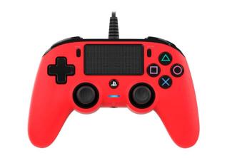 Nacon Kontroler PS4 - Crveni