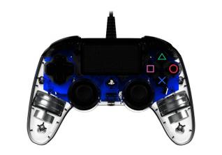 Nacon Kontroler Light PS4 - Plavi