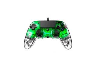 Nacon Kontroler PS4 Illumination Compact PS4OFCPADCL - Zeleni
