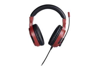 Nacon Slušalice sa mikrofonom PS4 V3 - Crvene