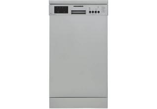 Heinner Mašina za pranje sudova HDW-FS4506DSE++ - Srebrna