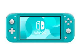 Nintendo Konzola Switch Lite - Tirkizna