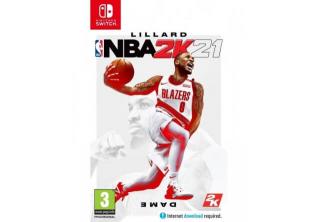 2K Igrica za Switch NBA 2K21 - Standard Edition - ENG