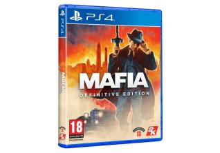 2K Igrica za PS4 Mafia Definitive Edition