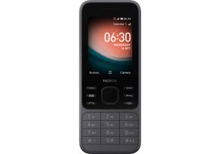 Nokia 6300 4 GB - Sivi