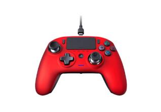Nacon Kontroler PS4OFCPAD - Crveni
