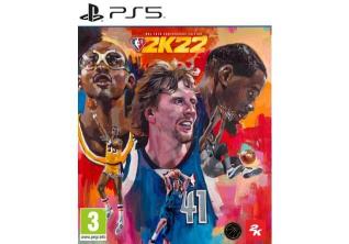 2K Video igra za PS5 NBA 2K22 - 75th Anniversary Edition