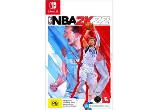 2K Video igra za Nitendo NBA 2K22 - Standard Edition
