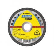 Klingspor Rezna ploča za metal KT 125 mm x 1 mm x 22,23 mm