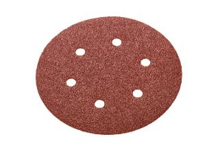 Conmetall Set perforiranih kružnih šmirgli COM108040 - 150 mm / 40 - 6