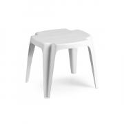 Ipae-Progarden Baštenska plastična stolica Calypso Solid - Bela