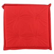 Stefan Sedalica za stolicu Klasik 40 cm x 40 cm x 3 cm - Crvena