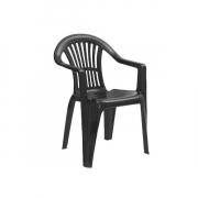 Rainbow Baštenska stolica Cem - Antracit