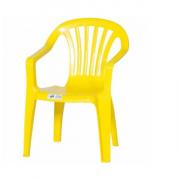 Ipae-Progarden Dečija plastična stolica Baby Altea - Žuta