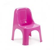 Ipae-Progarden Dečija plastična stolica Baby Prmium - Roze