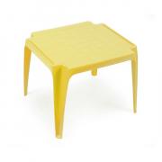 Ipae-Progarden Dečiji plastični sto Baby - Žuti
