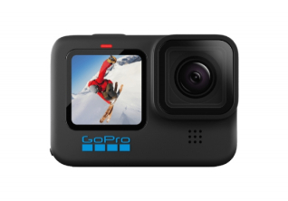 GoPro Akciona kamera Hero 10 - Crna