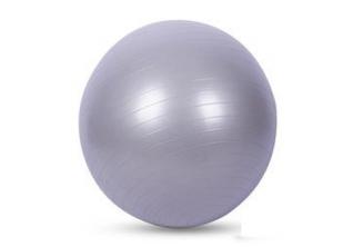 FitWay Lopta za pilates PVC002 - Siva