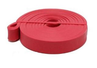 Fitway Elastična guma za trening RL-L-002 - Crvena