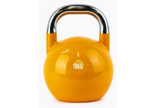 FitWay Kettlebells 10 kg -  Narandžasti