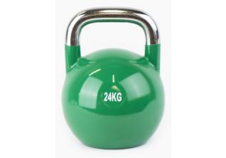 FitWay Kettlebells 24 kg - Zeleni